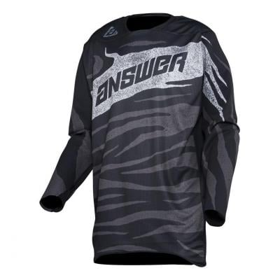 Maillot cross Answer Elite OPS noir/charcoal