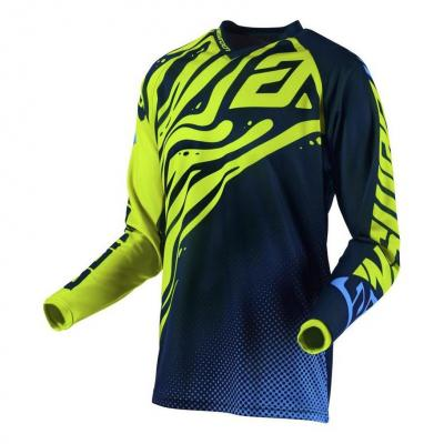 Maillot cross Answer Syncro Drift Flow hyper acid/midnight/astrana