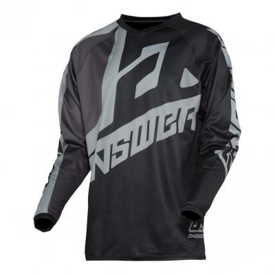 Maillot cross Answer Syncron Voyd noir/charcoal/steel