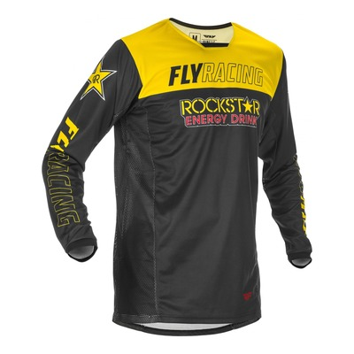 Maillot cross Fly Racing Kinetic Rockstar 2021