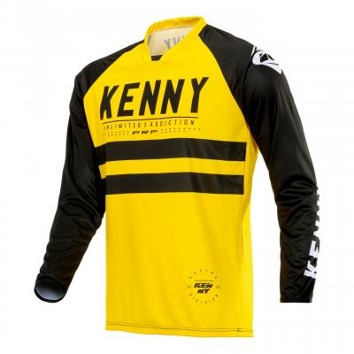 Maillot cross Kenny Performance jaune