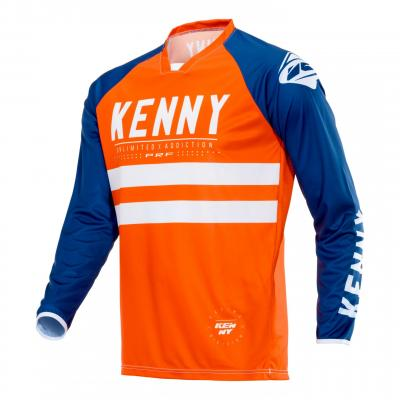 Maillot cross Kenny Performance orange
