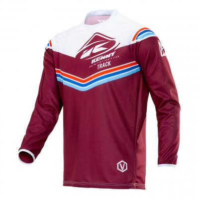 Maillot cross Kenny Track Victory bordeaux
