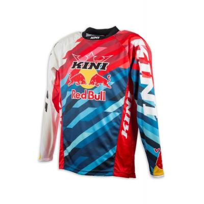 Maillot cross Kini Red Bull Competition Pro