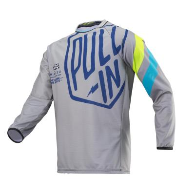 Maillot cross Pull-in Challenger Master gris/lime