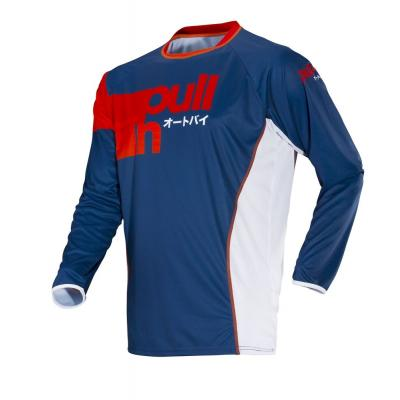 Maillot cross Pull-in Race navy