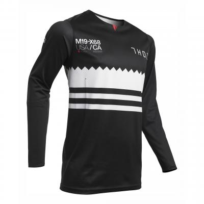 Maillot cross Thor Prime Pro Baddy noir