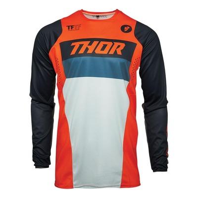 Maillot cross Thor Pulse Racer orange/midnight
