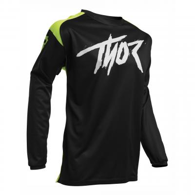 Maillot cross Thor Sector Link acide