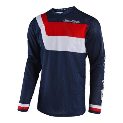 Maillot cross Troy Lee Designs GP Air Prisma navy