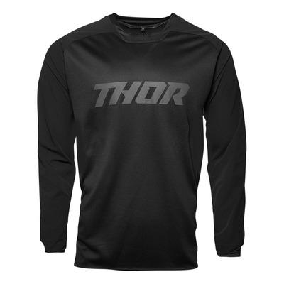 Maillot enduro Thor Terrain off road gear noir