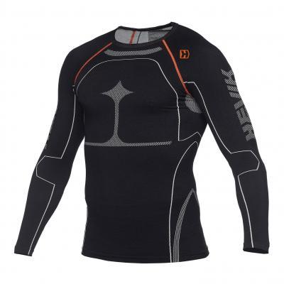 Maillot sous-vêtement Hevik Technical noir/orange