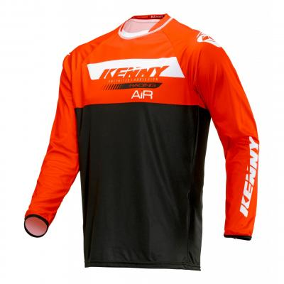 Maillot trial Kenny Trial Air rouge/noir