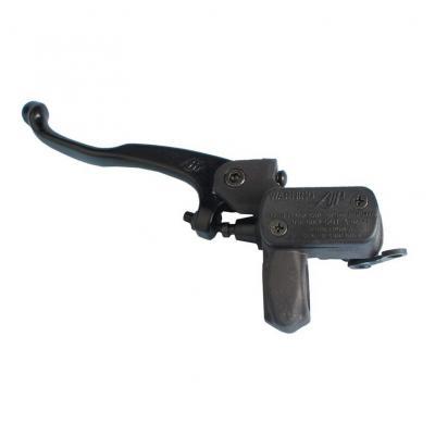Maître cylindre d'embrayage AJP levier court noir