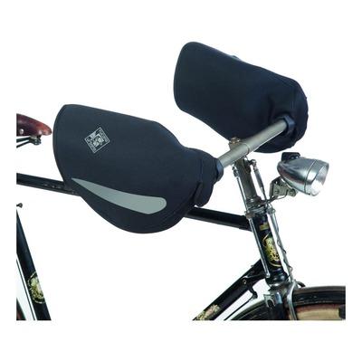 Manchons de guidon vélo Tucano Urbano Bacco noir