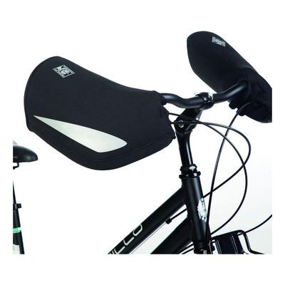 Manchons de guidon vélo Tucano Urbano City noir