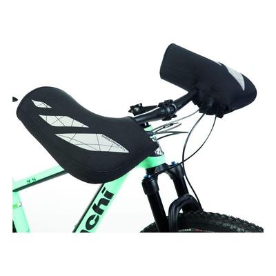 Manchons de guidon vélo Tucano Urbano Mountain noir