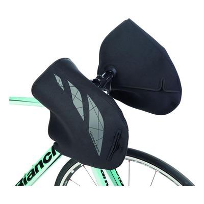 Manchons de guidon vélo Tucano Urbano Nautilus noir