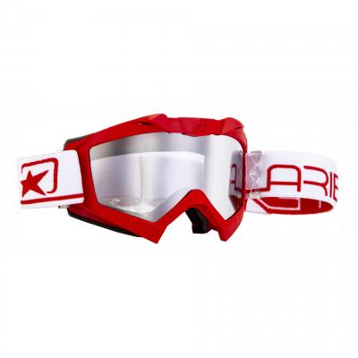 Masque Ariete Adrenaline profi plus rouge/blanc