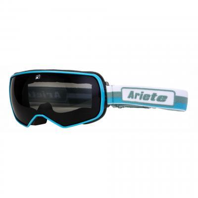 Masque Ariete feather lite bleu turquoise/blanc