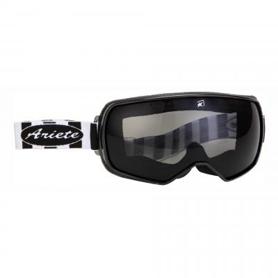 Masque Ariete feather lite noir/blanc