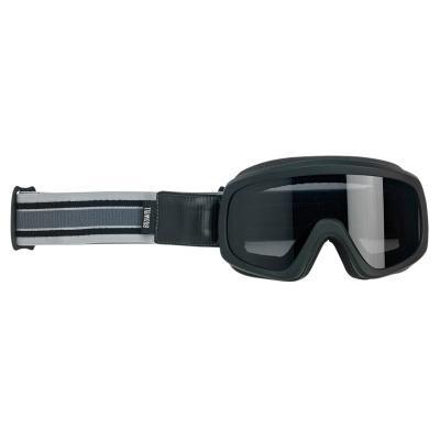 Masque Biltwell Overland 2.0 noir/gris