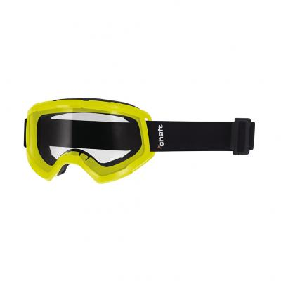 Masque cross Chaft Phantom jaune