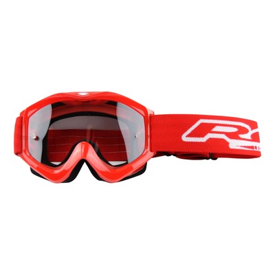Masque cross enfant RC rouge