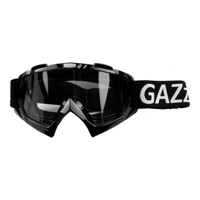 Masque cross GAZZ noir