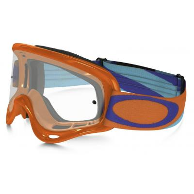 Masque cross Oakley O Frame Heritage racer orange