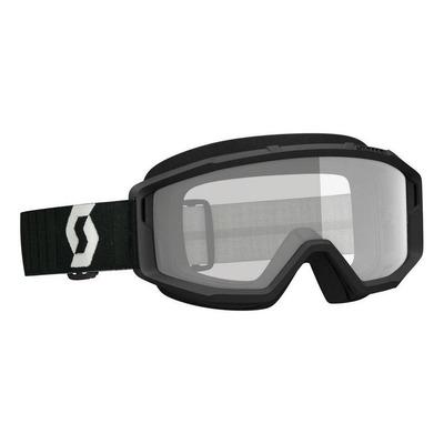 Masque cross Scott Primal noir/gris – écran clair