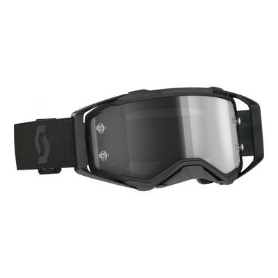 Masque cross Scott Prospect Ultra Black – écran Works Light Sensitive gris