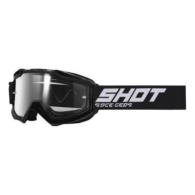 Masque cross Shot Assault Enduro noir