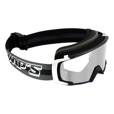 Masque cross Swaps Scrub V2 gris/noir écran clair