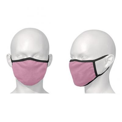Masque de protection enfant S-Line rose