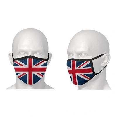 Masque de protection S-Line drapeau anglais
