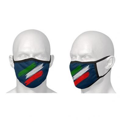 Masque de protection S-Line drapeau italien