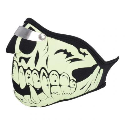 Masque de protection visage OXFORD Skull luminescent