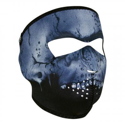 Masque Zan Headgear Midnight skull