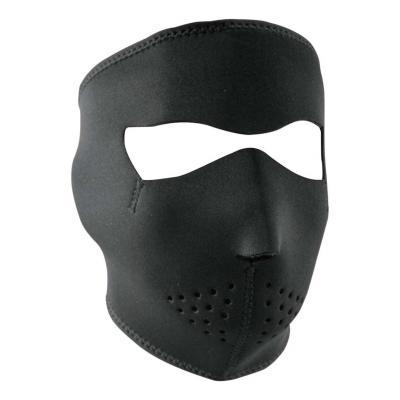 Masque Zan Headgear petit visage noir