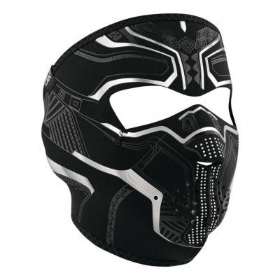 Masque Zan Headgear Protector noir/blanc