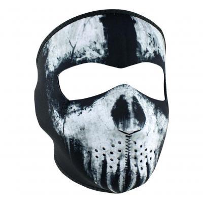 Masque Zan Headgear Tête de mort fantôme