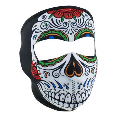 Masque Zan Headgear Tête de mort muerte