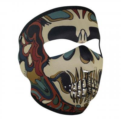 Masque Zan Headgear Tête de mort psych