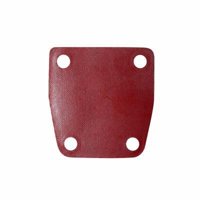 Membrane de pompe à essence Solex rouge