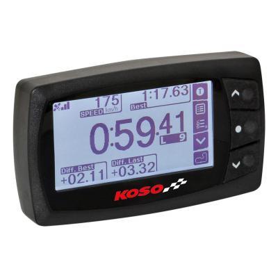 Mini chronomètre GPS Koso Lap Timer