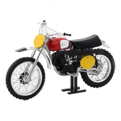 Miniature Husqvarna 400 1970 1:12