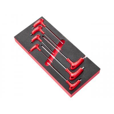 Module de clés Torx Facom 7 pièces