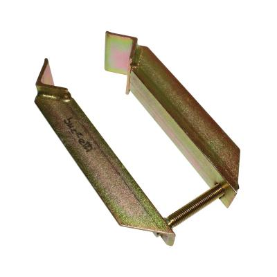 Mors pour étau idéal pour tubes, fourches diamètre 26 a 70mm Buzzetti