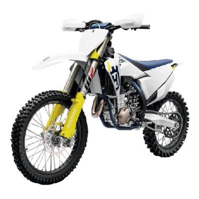 Moto miniature New Ray Husqvarna 450 FC 2019 1/12°